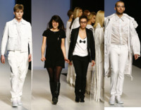 Mejor colección y mejor modelo en la Pasarela Cibeles Otoño-Invierno 2007-2008