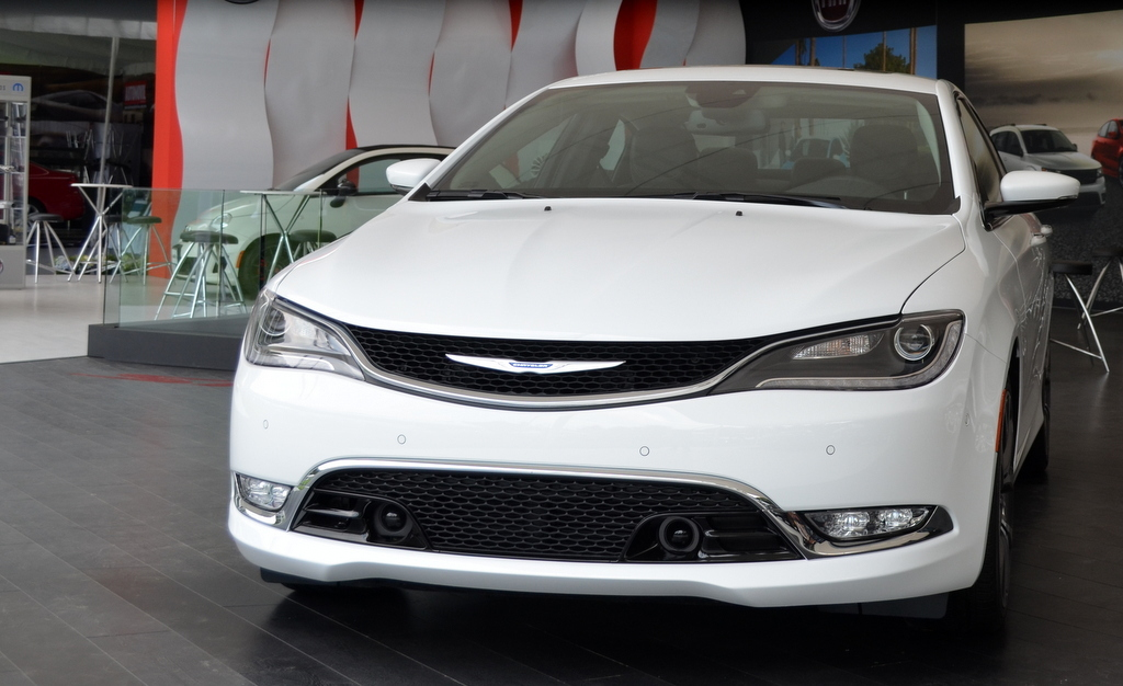 Foto de Chrysler 200 2015 en México (1/11)