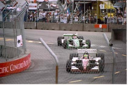 Nuevos rumores de reunificación de la Champ Car y la Indy