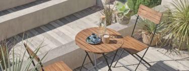 17 muebles y complementos eco para balcones, terrazas y jardines, de Maisons du Monde