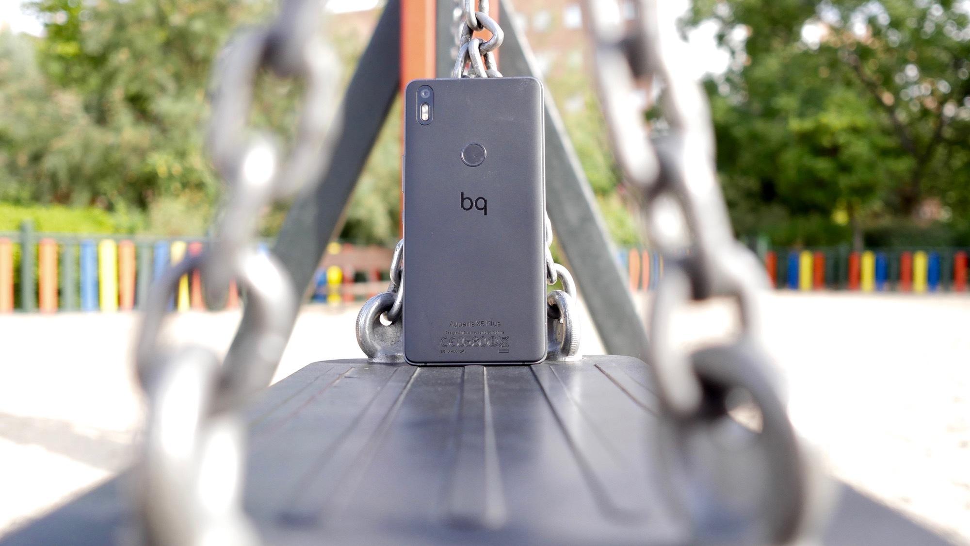 Diseño BQ Aquaris X5 Plus