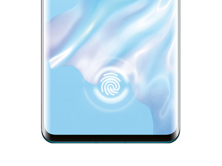 Huawei P30 Huellas