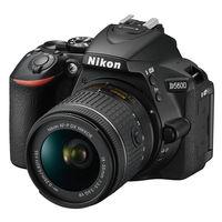 Nikon presenta la D5600, una renovación sin muchas novedades