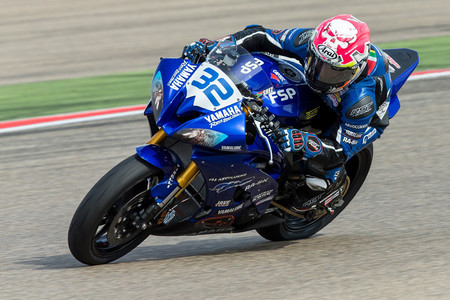 Aragon 2017 Supersport 4