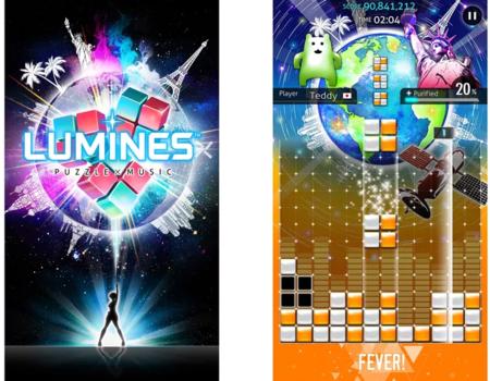 Lumines 2016 2