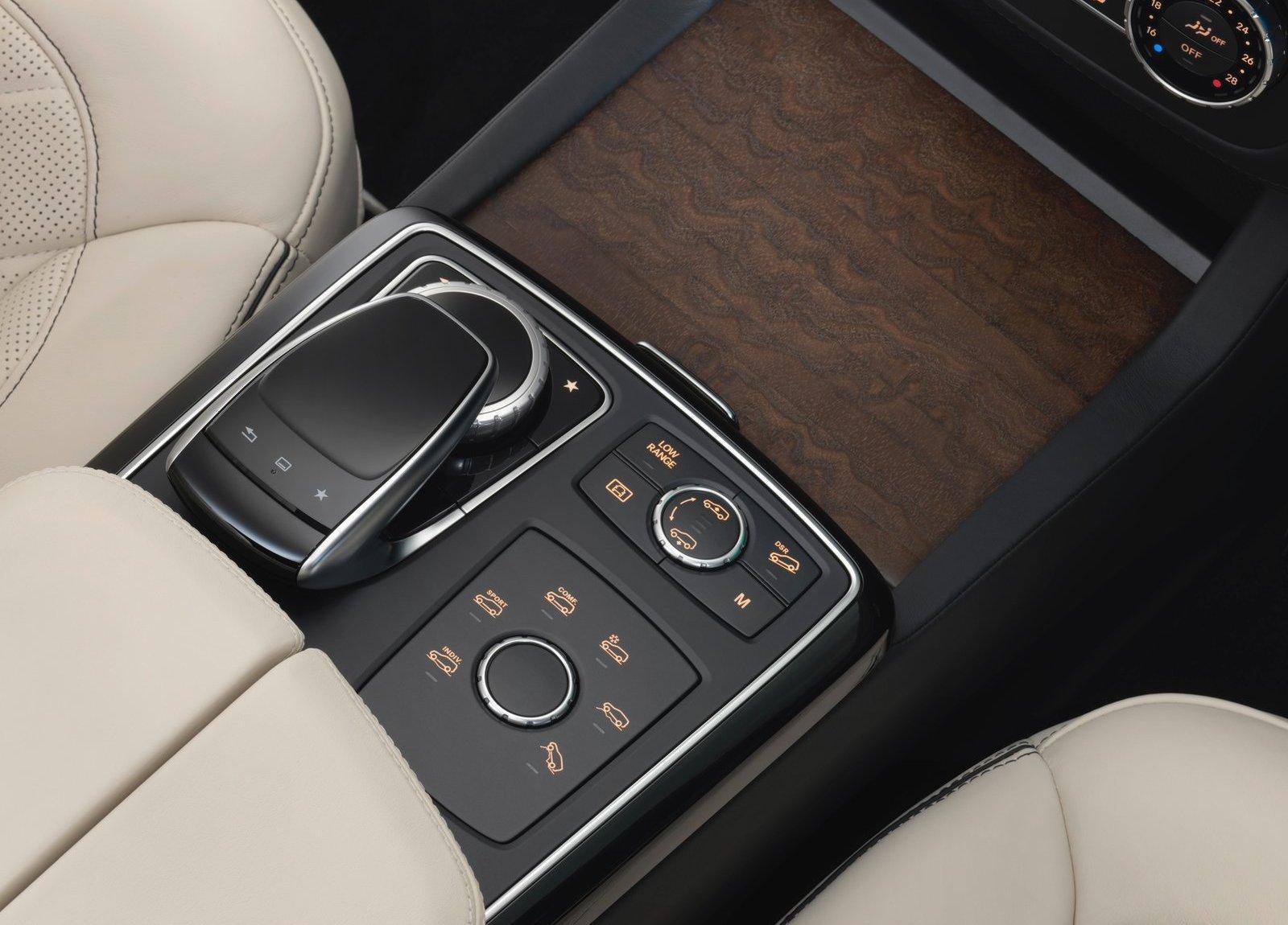 Foto de Mercedes-Benz GLS (25/25)
