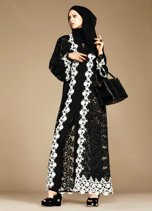 Foto de Dolce & Gabbana colección de hijabs y abayas (1/6)