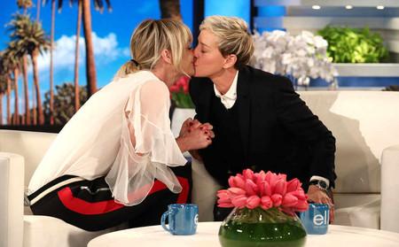 Ellen DeGeneres recibe el mejor  (y conmovedor) regalo en su 60 cumpleaños por parte de su mujer