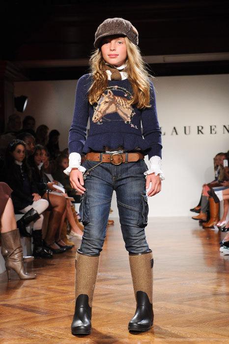 Foto de Especial moda infantil: Ralph Lauren y Gucci, estilo de adultos adaptado a los más pequeños (10/19)