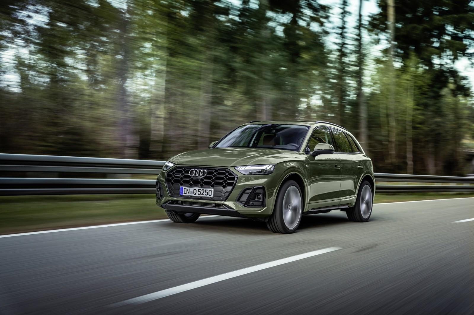 Foto de Audi Q5 2020 (20/61)