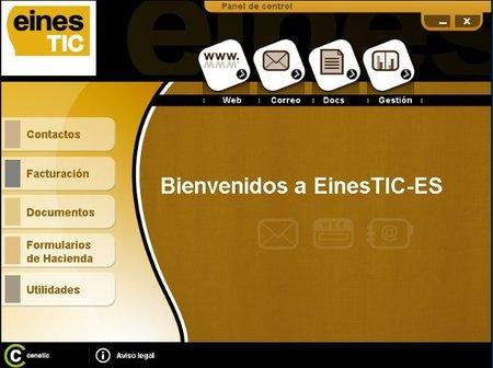 EinesTIC 2.0 software libre para autónomos y micropymes
