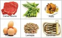 Adivina adivinanza: ¿qué alimento no posee purinas?