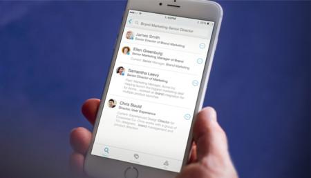 LinkedIn lanza Lookup, una aplicación para conocer más a tus compañeros de trabajo