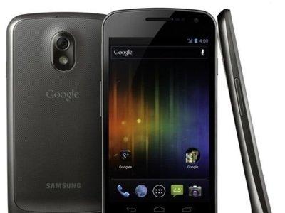 Galaxy Nexus en España, precio y disponibilidad