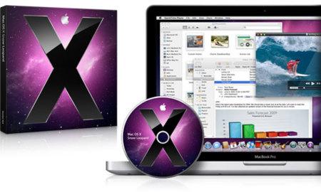 Programa de actualización a Mac OS X Snow Leopard por 8,95 euros