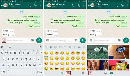 Whatsapp Buscador Gifs
