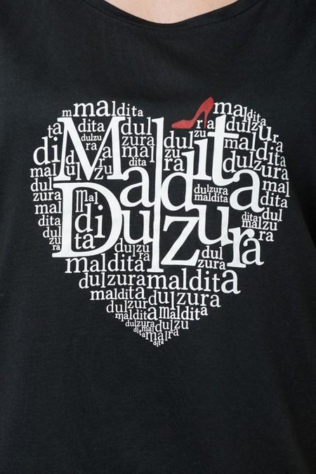 14 Mralq73n Camiseta Maldita Dulzura 2