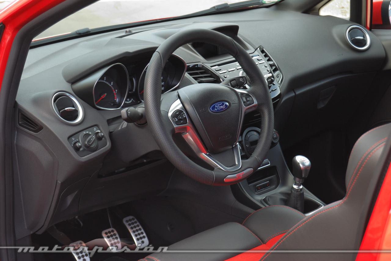 Foto de Ford Fiesta ST (presentación) (29/48)