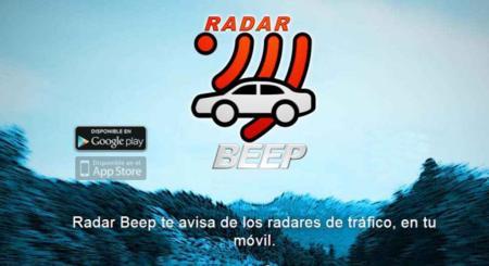 Radar Beep, un avisador de radares gratuito y muy completo