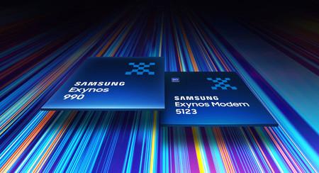 Samsung presenta su nuevo procesador Exynos 990 y módem 5G Exynos Modem 5123, de 7 nm EUV