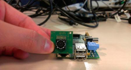 Raspberry Pi contará con una cámara de 5 megapíxeles a partir de octubre