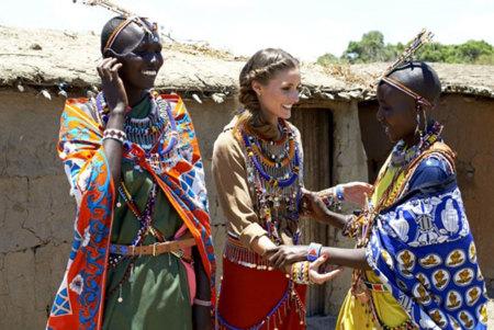 Olivia Palermo Masai