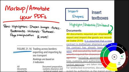 Drawboard PDF, añade anotaciones a tus documentos en condiciones desde Windows 8. La aplicación de la semana