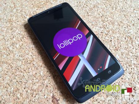 Moto Maxx comienza a recibir Android Lollipop 5.0.2 en México
