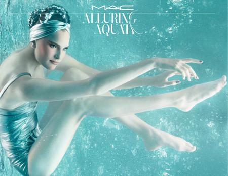 La refrescante colección Alluring Aquatic de MAC, para las glamourosas sirenas de hoy
