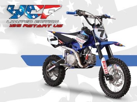 R-Start 125 Azul