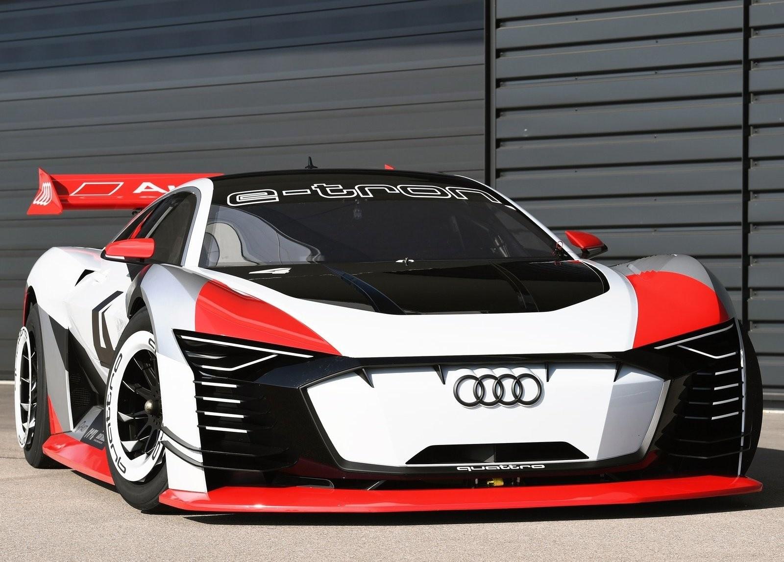 Foto de Audi e-tron Vision Gran Turismo Concept (1/12)