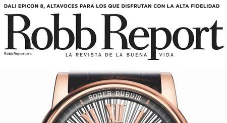 Robb Report lanzará hasta diez números en nuestro país durante este 2014