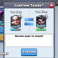 Clash Royale anuncia los trade tokens, unas fichas que cambiarán el juego para siempre