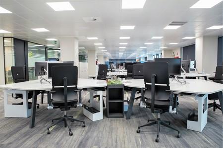 Espacios para trabajar: la nueva sede corporativa de Renault en Alcobendas