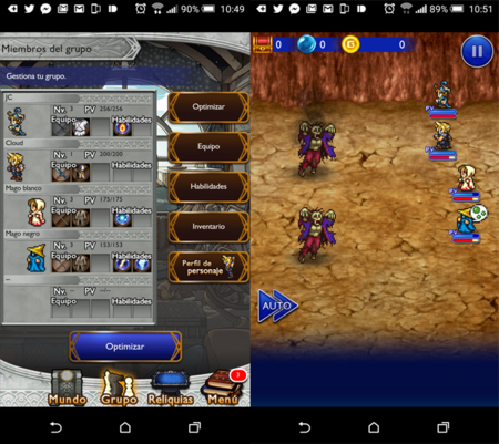 Final Fantasy Record Keeper, este era el juego que nos merecíamos los nostálgicos