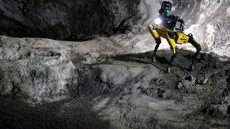 La NASA tiene una idea para explorar los rincones más recónditos de Marte: usar perros robóticos autónomos