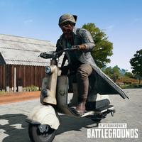 Las scooters llegan a PlayerUnknown's Battlegrounds para sustituir a las motos en Shanhok