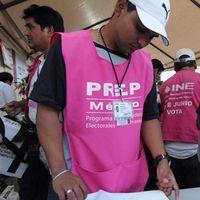 Resultado del primer simulacro del PREP de la elecciones 2018 en México: fallas eléctricas y de internet