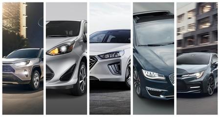 Estos son todos los autos híbridos a la venta en México