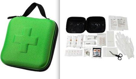Kit familiar para primeros auxilios de Ikea