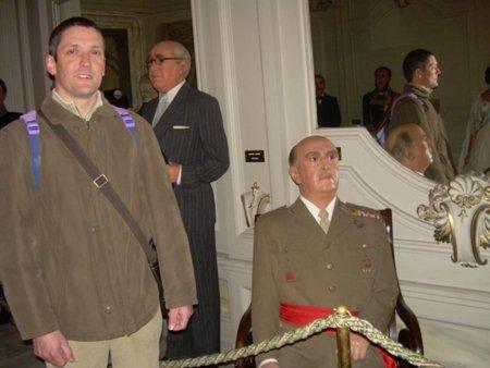 Xurxo con Franco