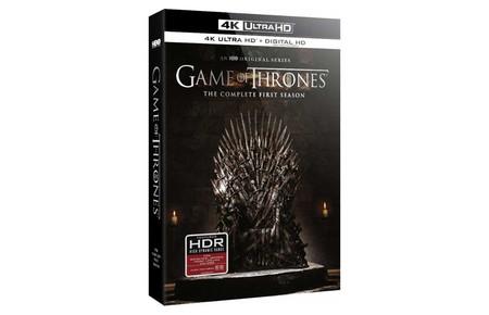 Juego de Tronos se apunta a la moda y se lanzará en formato Blu-ray UHD antes que llegue el verano