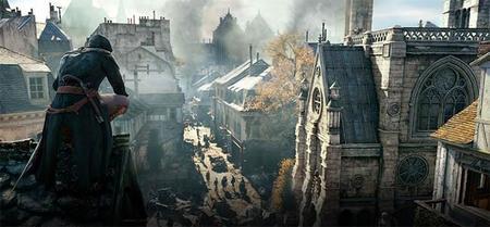Assassin's Creed: Unity puede mostrarnos hasta diez mil franceses en pantalla