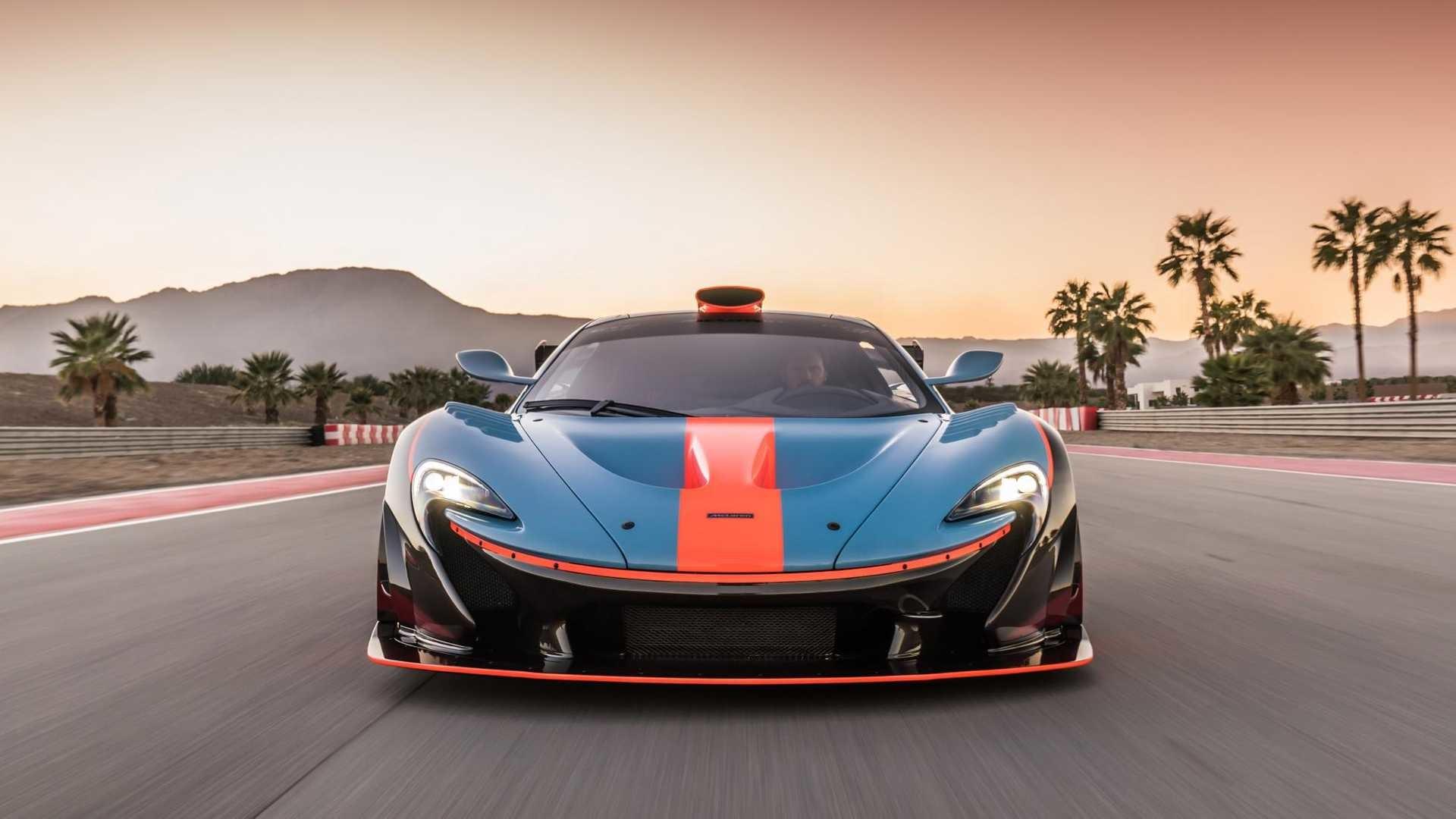 Foto de McLaren P1 GTR-18 preparado por Lanzante (11/32)