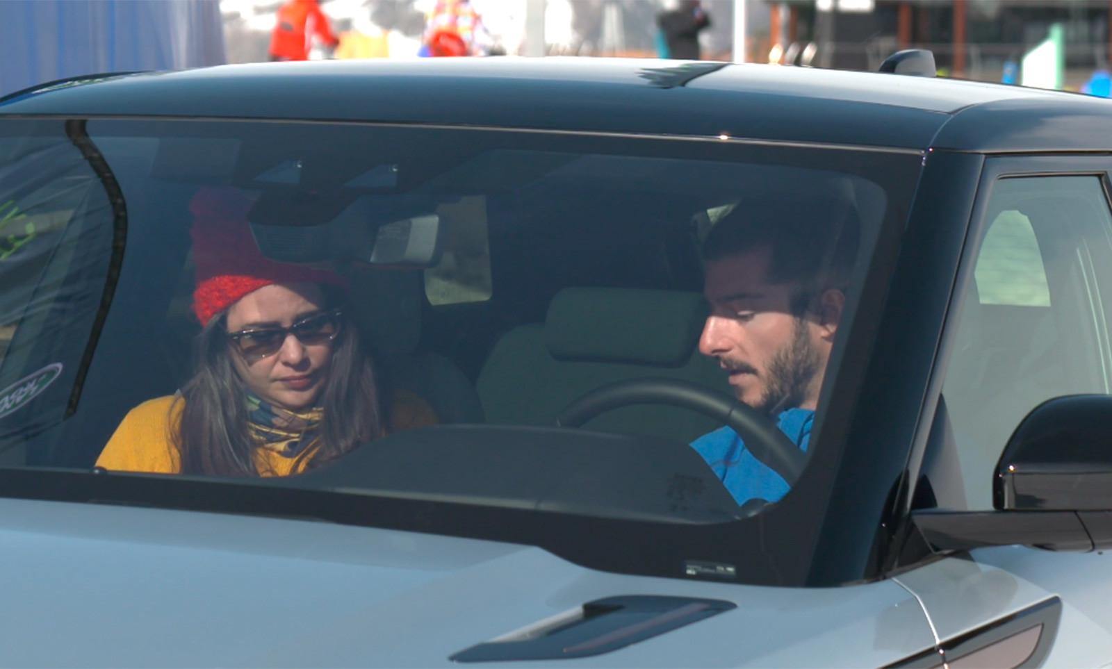 Foto de Curso de conducción en nieve de Jaguar Land Rover (9/28)