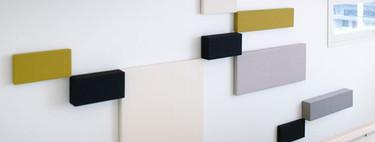 Mejora la experiencia de sonido con paneles acústicos decorativos