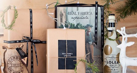 Buscando el regalo de Navidad perfecto ¿Conoces la Real Fábrica Española?