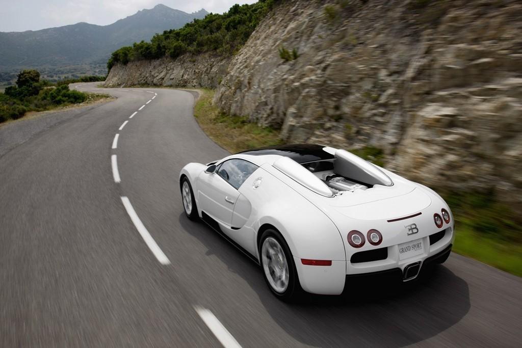 Foto de Bugatti Veyron Grand Sport (5/29)