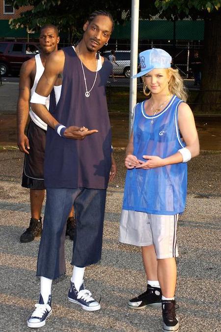 Britney rapera