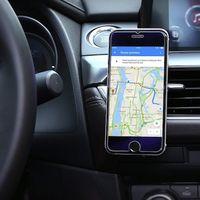 18 soportes universales para dejar tu móvil seguro y a la vista en el coche